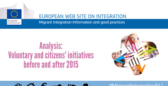 Comparative analysis: Voluntary and citizens initiatives´ before and after 2015